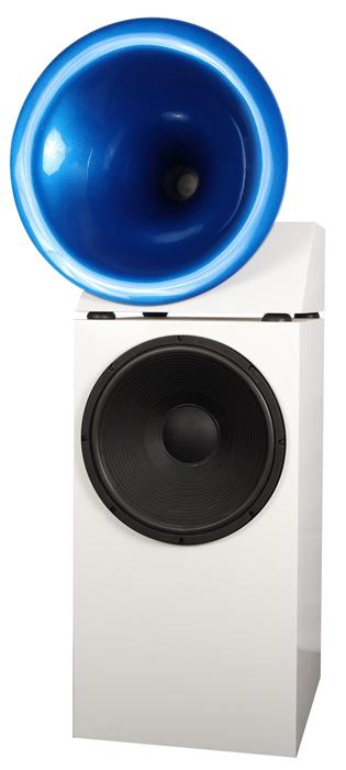 studio monitor 2 art of sound hornlautsprecher. Black Bedroom Furniture Sets. Home Design Ideas